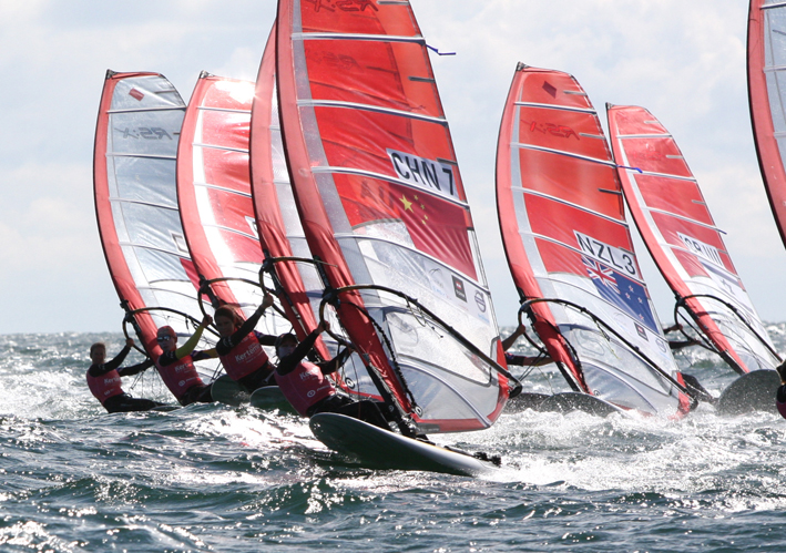World Sailing Championships RS:X - 2019 Youth World Championship St. Petersburg, August 4-11