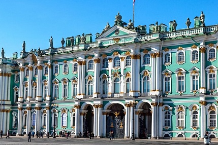 Hermitage and Winter Palace Tour