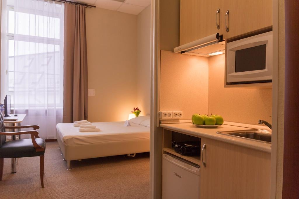 Aroom Hotel on Kitai Gorod Room with Kitchen.jpg